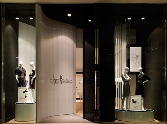 Retail Store Fashion Boutique Interior Design Jayson Brunsdon Australia