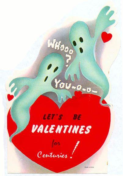 Let's be valentines for centuries! - Vintage Valentine