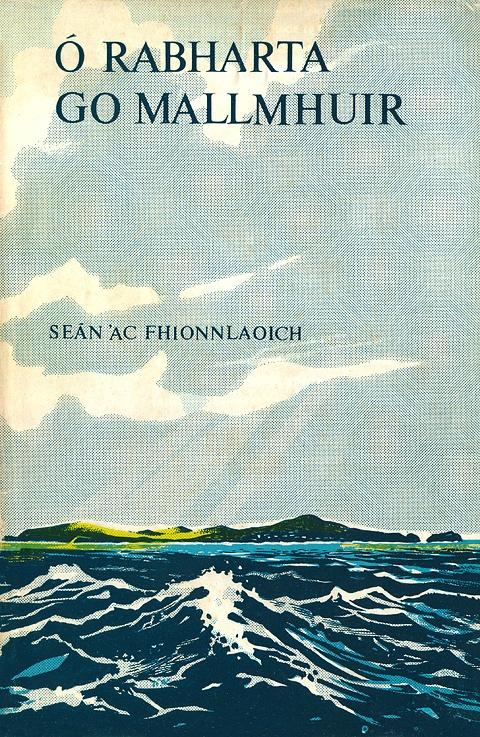 Vintage Irish Book Covers