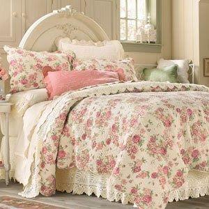 Cama Shabby Chic - ideasforho.me/... -  #home decor #design #home decor ideas #living room #bedroom #kitchen #bathroom #interior ideas