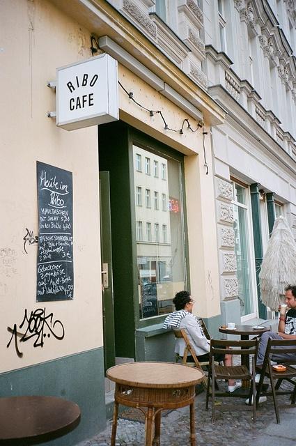#cafe sign