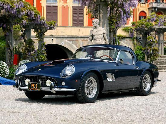 Ferrari 250 GT SWB California Spider - Rolling Sculpture
