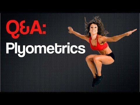 ? Q&A: Plyometrics - YouTube #fitness #workout #exercise #plyometrics