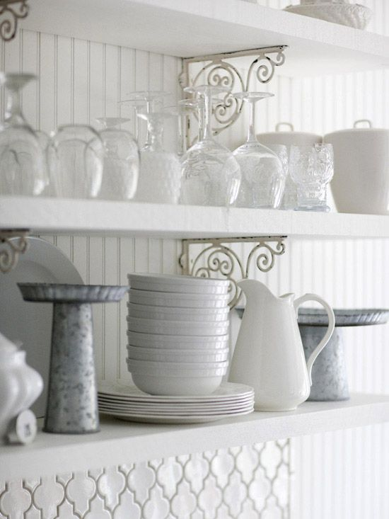 Decorative Shelving Options
