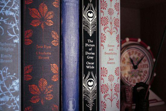 love love love these books