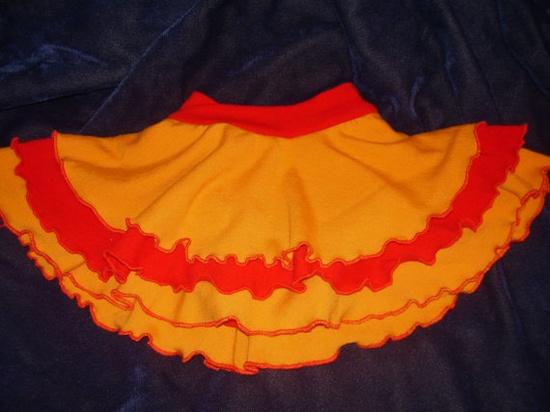 future daughter! Wool diaper skirt combo!