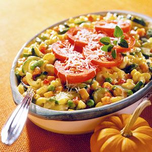 Here are three easy recipes that turn a package of frozen vegetables into a delicious dinner!