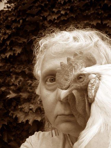 Portrait/Self Portrait - Mary Britton Clouse 2005