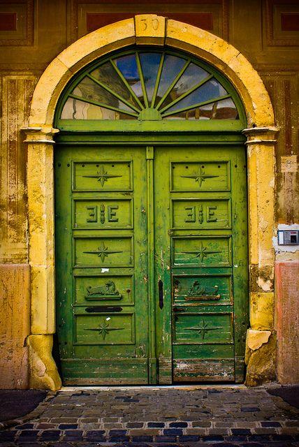 Green Door, Budapest