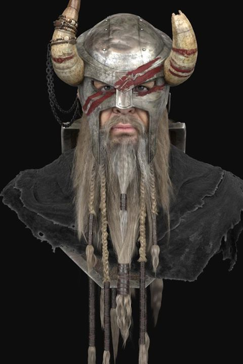 The Elder Scrolls Online 3D character work by Blur Studio artist mataerni (Mathieu Aerni) of Santa Monica, California