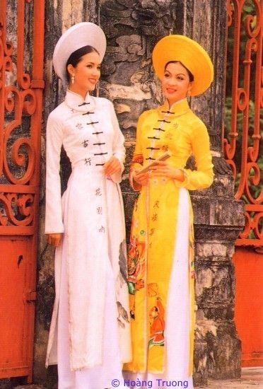 ao dai(vietnamese)
