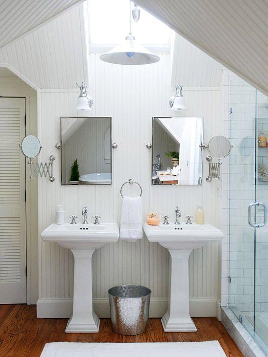 Bright Cottage Bath