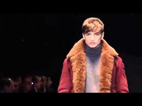 Gucci Menswear Fall/Winter 2013/14 Full Fashion Show