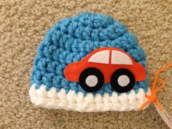 Baby boy hat