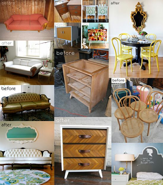 vintage furniture, upcycled, crafts, diy, for the home, inspiration, decor, ruche