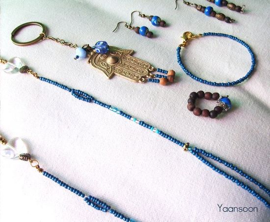 Yaansoon new Blue Ocean Collection