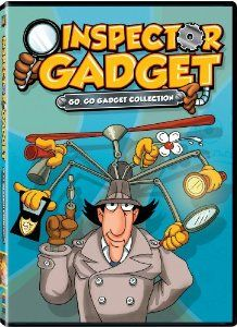 Inspector Gadget: The Go Go Gadget Collection: Go Go Gadget Collection: Movies & TV