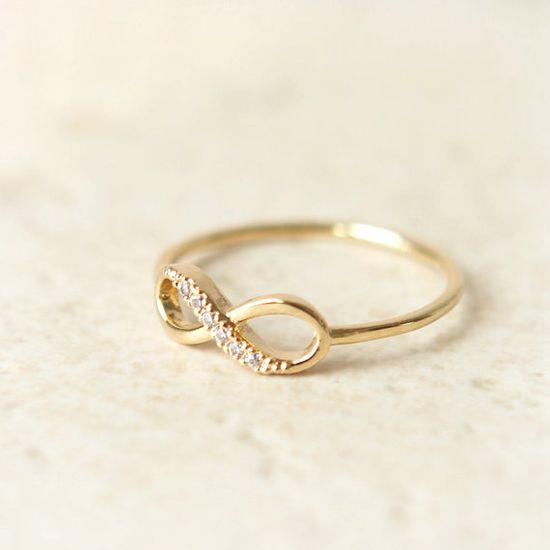 infinity ring, pretty please