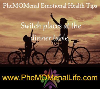 PheMOMenal Life Emotional Health Tip