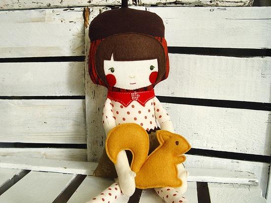 ragdoll handmade