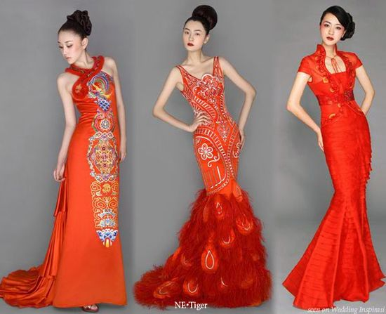 modern chinese fashions