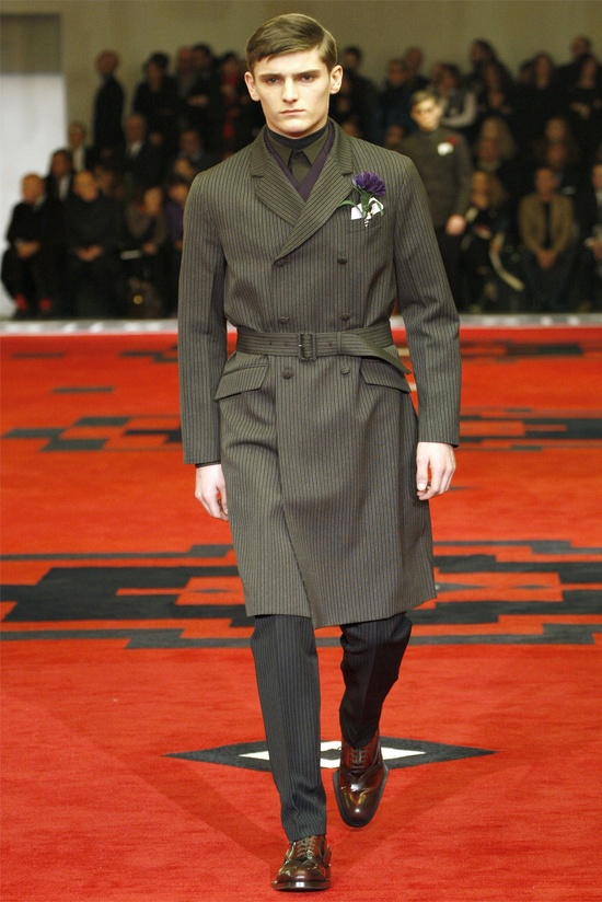 Prada - Men Fashion Fall Winter 2012-13 - Shows - Vogue.it