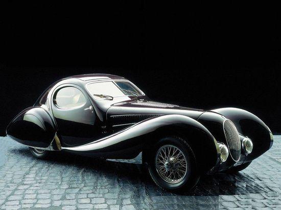 """1938 Talbot-Lago T150 C SS """"Tear Drop"""""""
