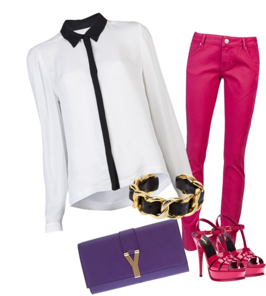 """...."" by marlilu ❤ liked on Polyvore"
