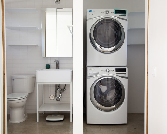 Laundry Room Bathroom Design, Pictures, Remodel, Decor and Ideas