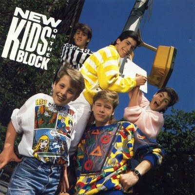 New Kids On The Block :)