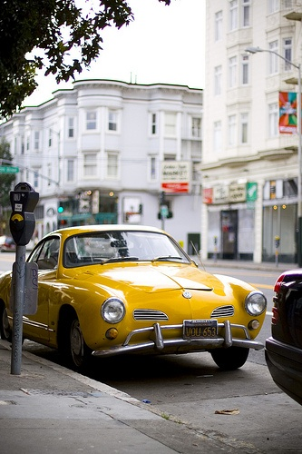 Karmann Ghia San Francisco
