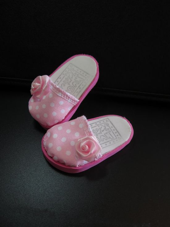 American Girl Doll Clothes Shoes 18 inch by HauteDesignsByNorine, $7.50