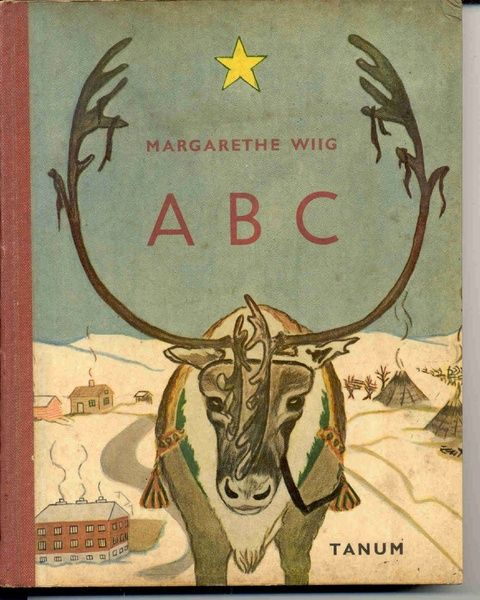 Margarethe Wiig, Saami language book of ABCs
