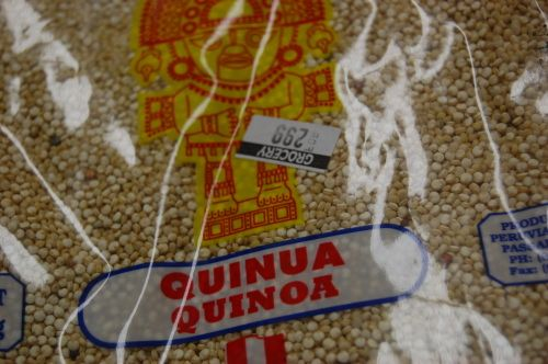 Quinoa: I Think I Love You