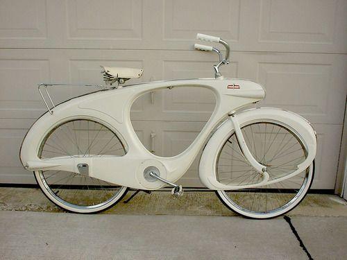 1960 Bowden Spacelander bicycle.