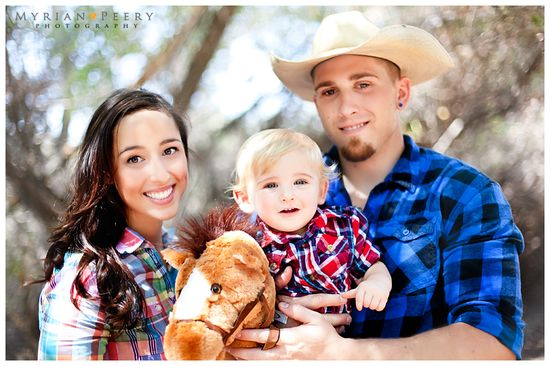 Adorable Family Photo Shoot