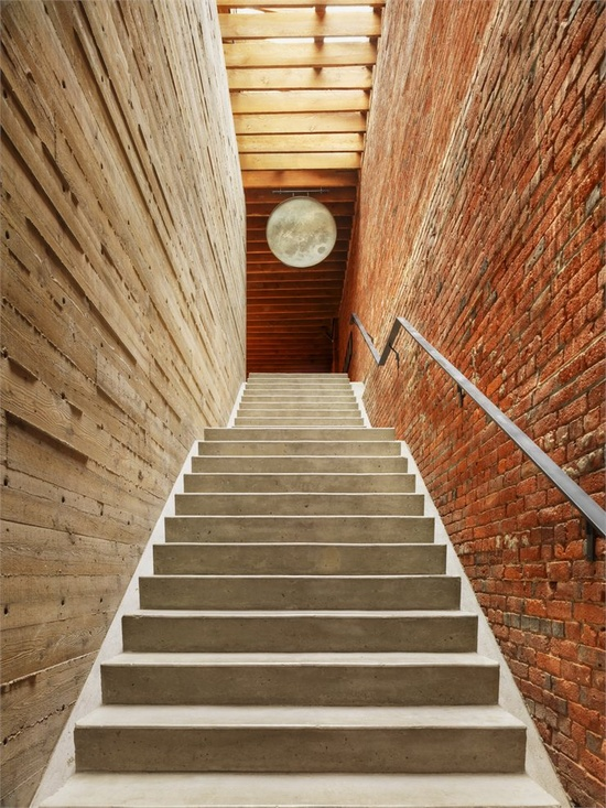 46 Water street, Vancouver, 2012 by Omer Arbel #architecture #stair #interiors #design #canada