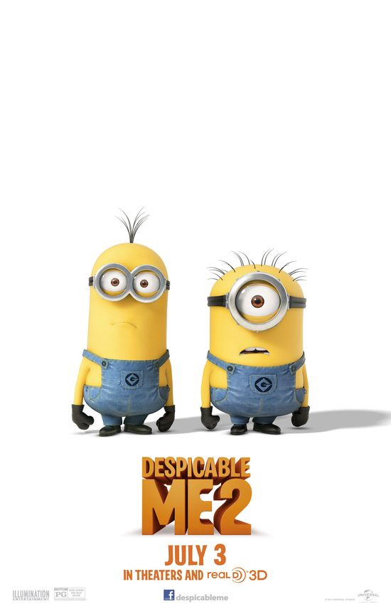 More minions! Visit this website -> watchunlimitedfre... for free full movie streaming.  Very good movie, you can go to your location movie center to watch or purchase online watch at home
