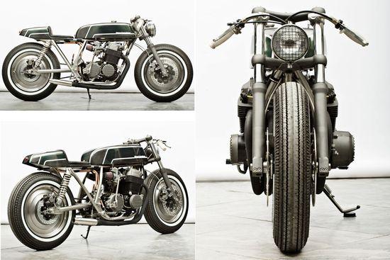 MonkeeMagic - Pipeburn - Purveyors of Classic Motorcycles, Cafe Racers & Custom motorbikes