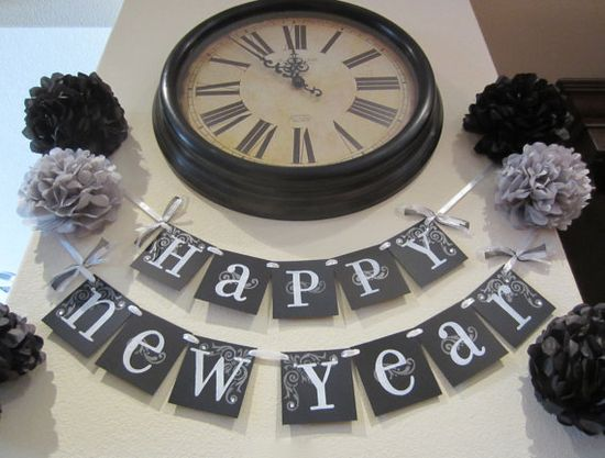New Year's Party Banner :: by Cow Country Creations
