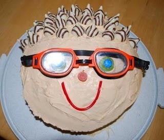 Birthday Cake. Cute.