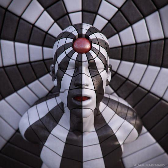 Digital Artworks by Adam Martinakis Explore Photo Realistic Surrealism surrealism photo realism illustration digital 3d