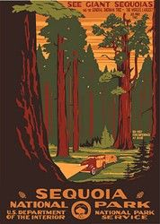 Love the earth tones in this elegant vintage travel poster. #vintage #travel #poster #vacation