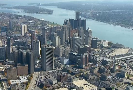 Detroit and Northern Michigan Cities Dealing with Health Care Costs