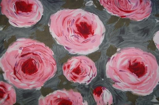 Vintage Rose Fabric.