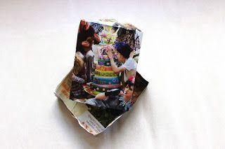 DIY : Fashion Foward Paper Boxes