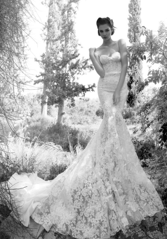 Inbal Dror Paris 2013 Collection +  My Dress of the Week