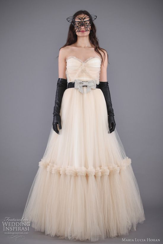 Maria Lucia Hohan Wedding Dresses 2011