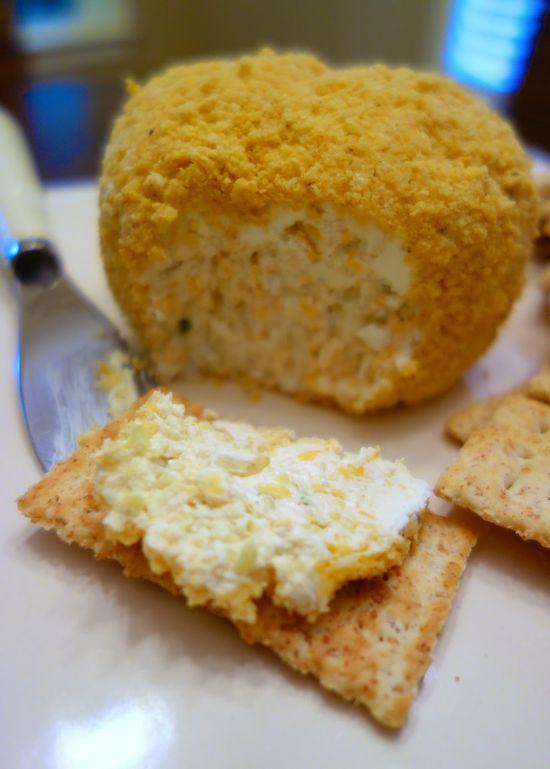 Artichoke Cheese Ball - Kraft Fresh Take