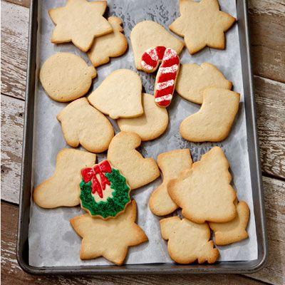 Low-Cal Sugar Cookies